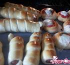 Rustici siciliani (Hot dog e pizzette morbide)