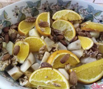 Frutta al forno