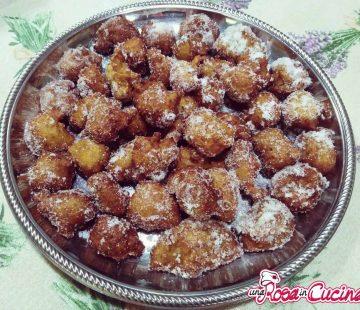 Frittelle di San Giuseppe. La ricetta della nonna
