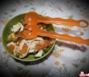 Insalata di finocchio e arancia