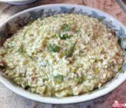 Risotto con asparagi e pancetta