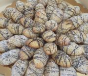 Biscotti alla noce di cocco
