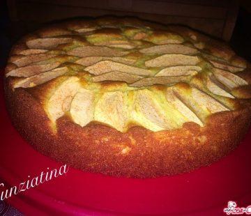 Torta di mele (Bimby)