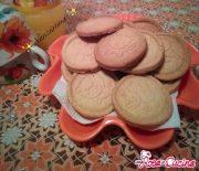 Biscotti fantasia di frolla (Bimby)