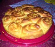 Torta di rose (Bimby)