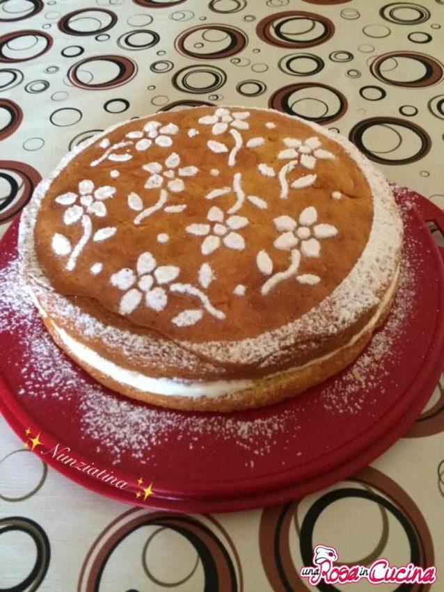 Torta Kinder Paradiso (Bimby)