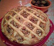Crostata sapori d'autunno (Bimby)
