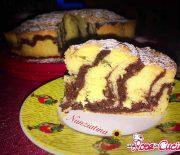 Torta zebrata (Bimby)