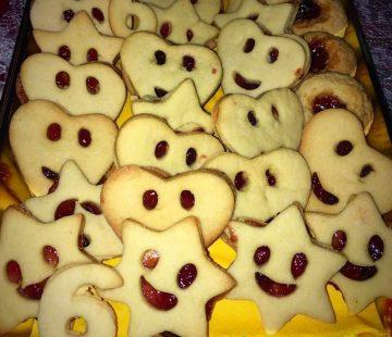 Biscotti del buon umore (Bimby)