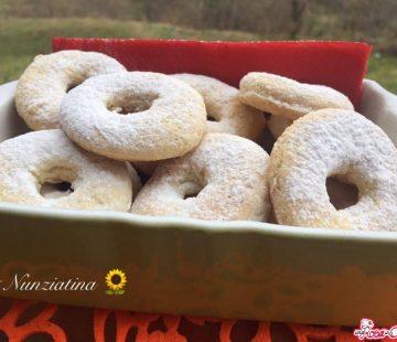 Biscotti Macine fatte in casa