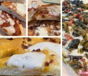 Pizza in teglia a lunga lievitazione (Bonci)