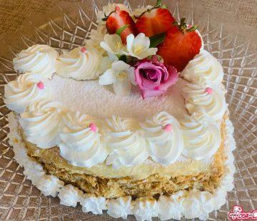 Torta Cuore di mamma