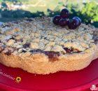 Torta Pasticcio di ciliegie (Bimby)